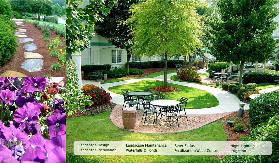 NatureScape, Inc.    Residential U0026 Commercial Landscaping Services     Birmingham, Alabama